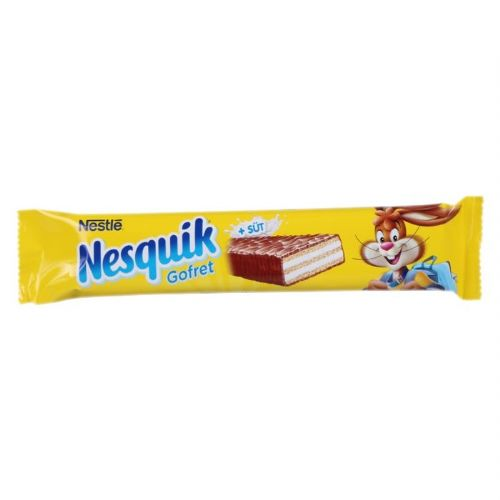 Nestle Nesquik Gofret 26.7g (Turkey)